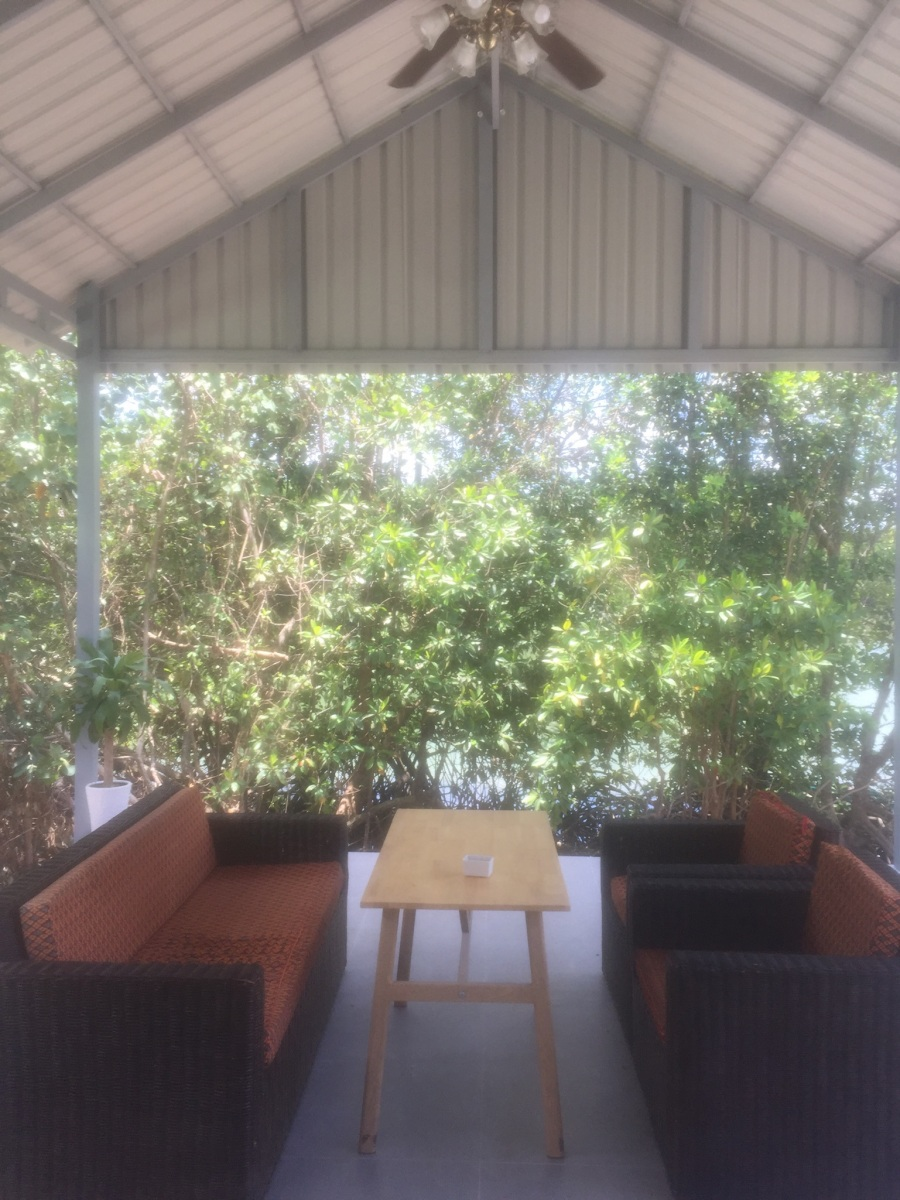 Riverside - Ream Apartment - Gazebo