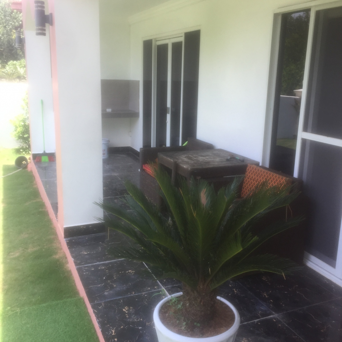 Riverside - Mekong Apartment - Terrace