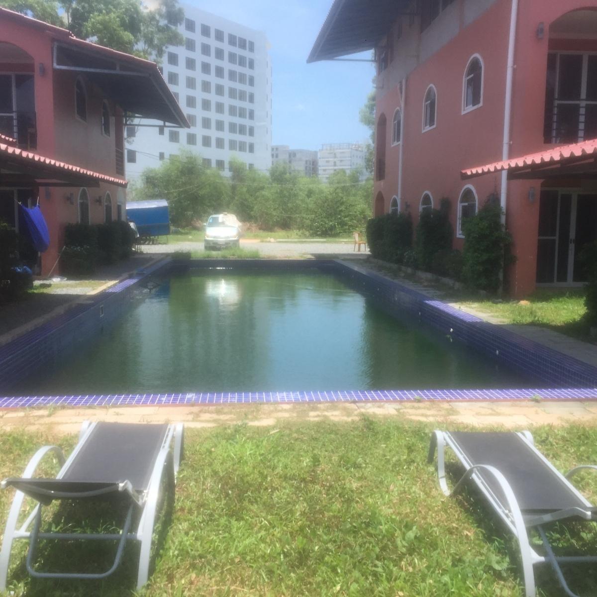 Otres River Apartments - Pool