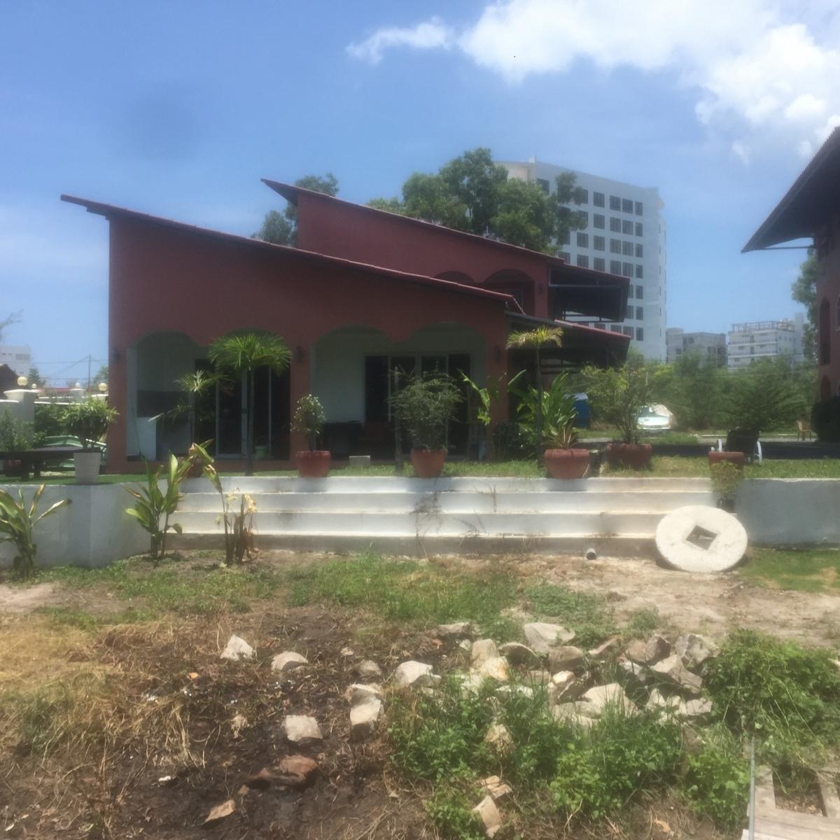 Riverside - Mekong Apartment - Garden